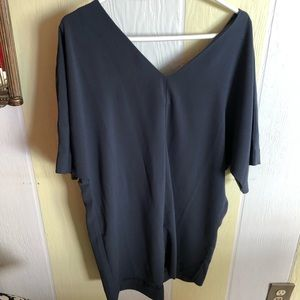 Forever 21 Muted Blue Tunic Dress
